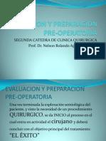 1.Evaluacion y Preparacion Pre-operatoria1