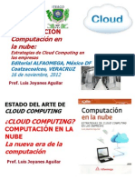 Presentacion Libro Cloud Coatzacoalcos