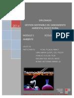 Sistema de Termodinamica