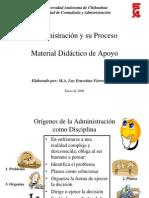Administración y su Proceso
