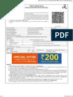IRCTC Ltd,Booked Ticket Printing1