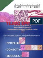 Histologia - Epitelio y Glandulas