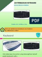 Perbaikan Periferal - Keyboard