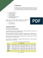 Sector Consumidor Venezolano Serlaca