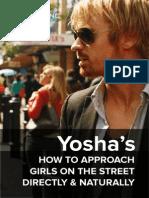 Yosha Direct Street Game adsaf