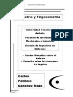 Axioma - Teoremas de Angulos