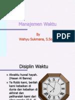 Disiplin Waktu Power Point
