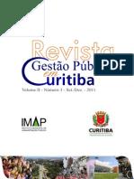 Revista Gestao Publica Em Curitiba Vol II Num III Set.dez 2011
