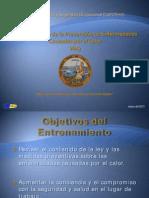 2013 Heat Illness Prevention Training Spanish