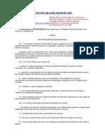 BRASIL Ley de Telecomunicaciones - Ley N°9.472 de 1997