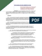 BRASIL Reglamento III de Servicios de Radiodifusión (renovación) - Decreto Nº88.066 de 1983