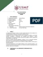 Silabo - Fisiologia Humana 2014