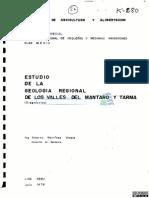 Estudio de Suelo Huancayo