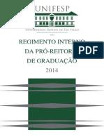 REGIMENTO PROGRAD-2014_01_22