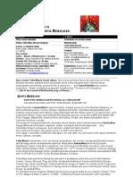 Santa Rebeldia - Célia Mara Release Info