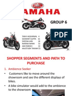 Group 6- Yamaha