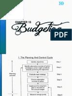 Foundation on Budgeting