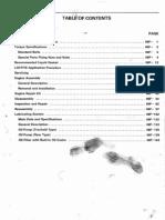 4JB1 Engine Manual