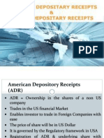 American Depository Receipts (ADR)