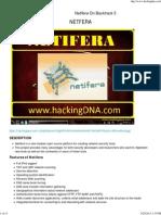 (36)-Netifera on Backtrack 5 _ HackingDNA