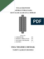 laporan wirausaha 2