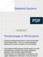 Single Sideband Systems
