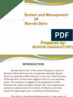 Baroda Dairy (Prom)