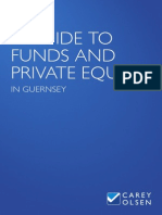 Guide to Funds and Private Equity