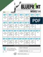 Arnold trainer Calendar