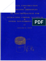 Leonard R Crow - Attracting Copper, Aluminum & Other Non-Ferrous Metals - Extra