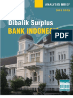Dibalik Surplus Bank Indonesia