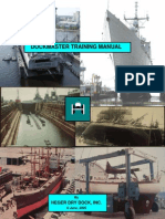 Dockmaster Training Manual