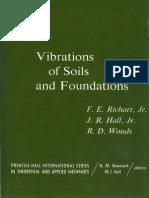179845711 Richart FE 1970 Vibrations of Soils and Foundations PDF