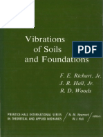 179845711 Richart FE 1970 Vibrations of Soils and Foundations PDF