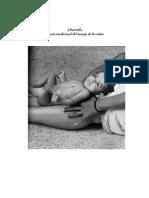 Shantala Libro. Masaje Infantil