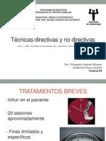 Control 4_Tecnicas Directivas y No Directivas