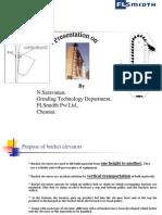 Belt Bucket Elevator Design
