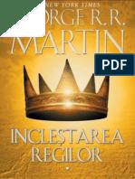 Inclestarea Regilor - Volum 1 - George RR Martin - Cartea a II-A