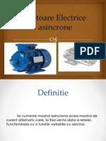 Motoare Electrice Asincrone