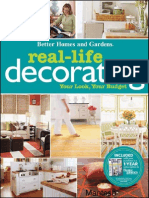 Real-Life Decorating - Your Look Your Budget