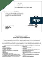 high school 9-12 reading curriculum guide