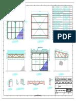 Gambar Rancang Atap Dan Pintu Ash Pit-A3