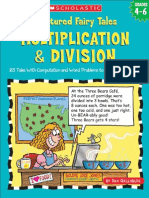 Fractured Fairy Tales Multiplication & Division by Dan Greenberg