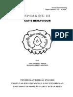 Speaking 1 Revised 2003