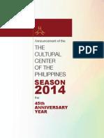 2014 CCP Season Kit