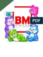 Label MP Tahap 2 (Bear) - Boleh Edit