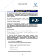 Protocolo profilaxis E_ Tromboembólica V