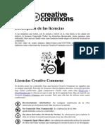 Descripción de las licencias