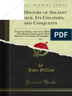 The History of Ancient Greece Its Colonies and Conquests v3 1000029145