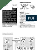 Sporasub Dive computer SP1 pdf